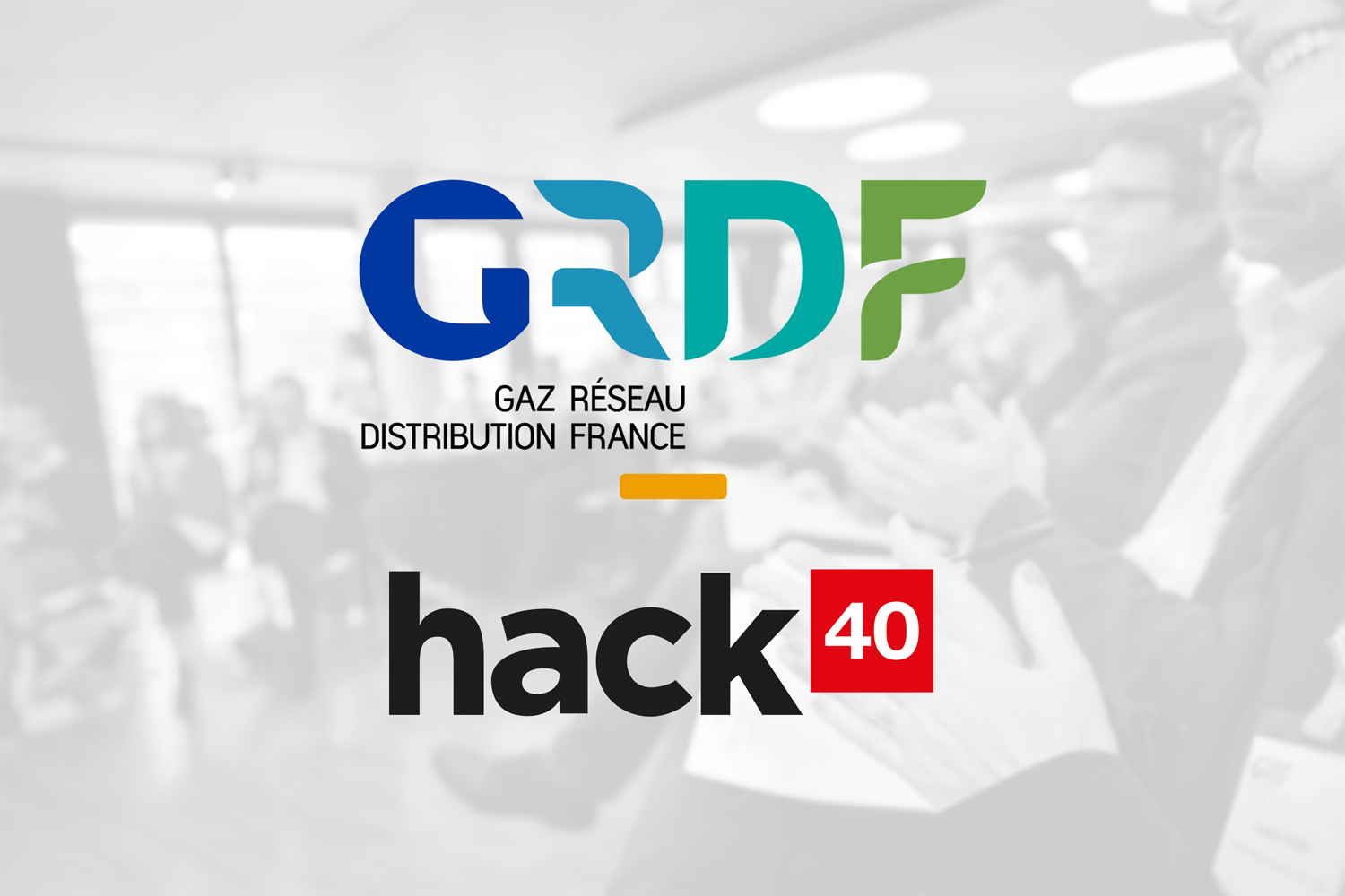 photographie événementiel corporate hackathon designatic GRDF Hack40 lyon paris
