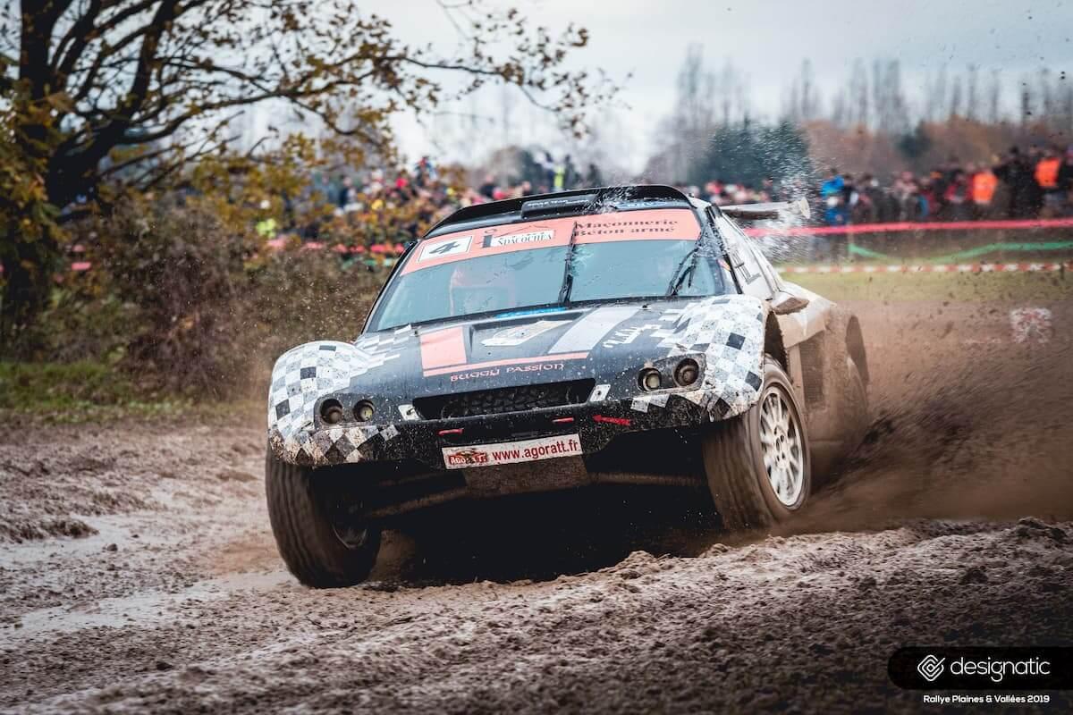 photographie événementiel sport auto automobile rallye championnat de france designatic FFSA Plaines et Vallées