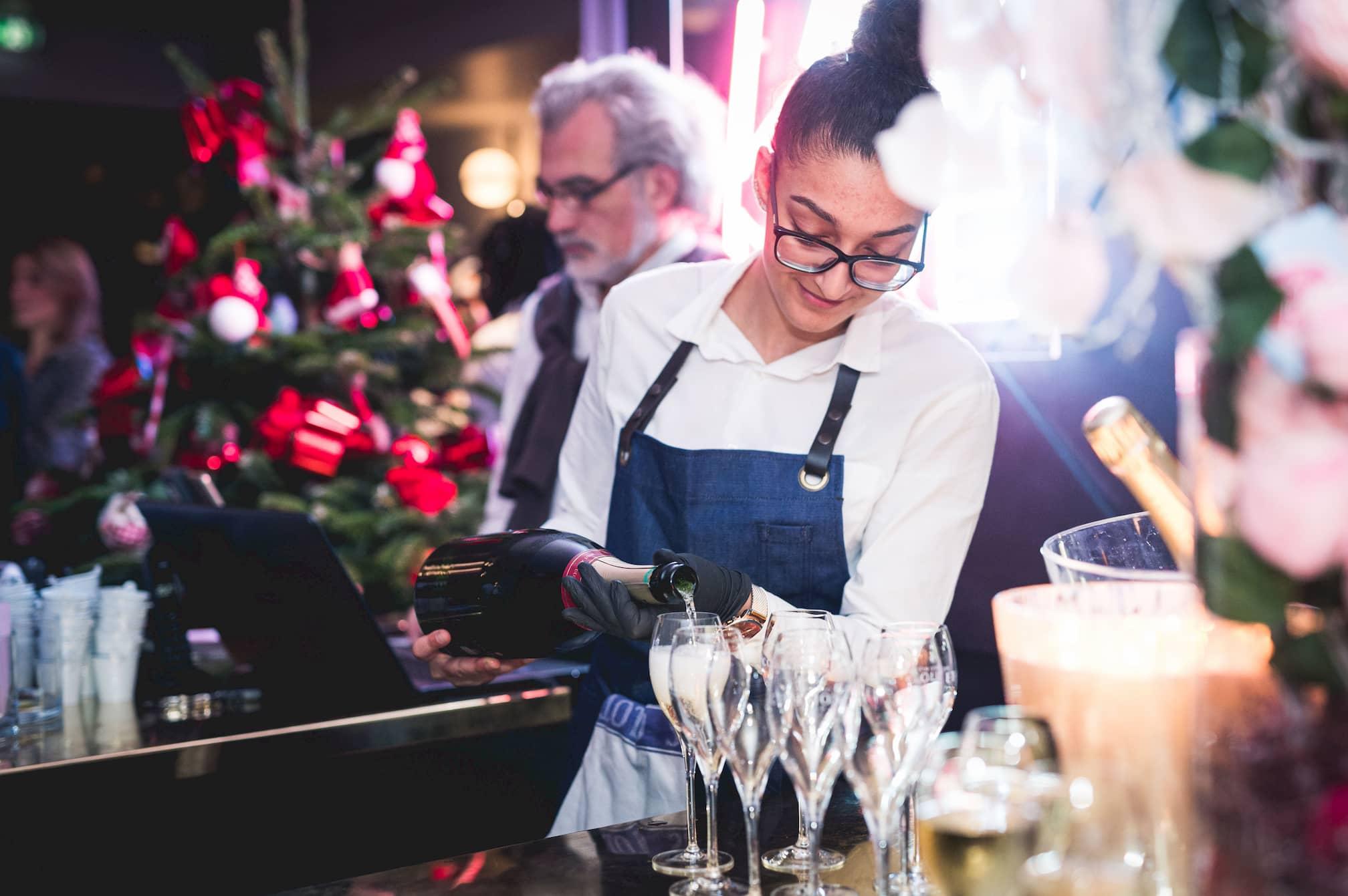 photographie evenementiel soirée restaurant Lolita Ermont Designatic