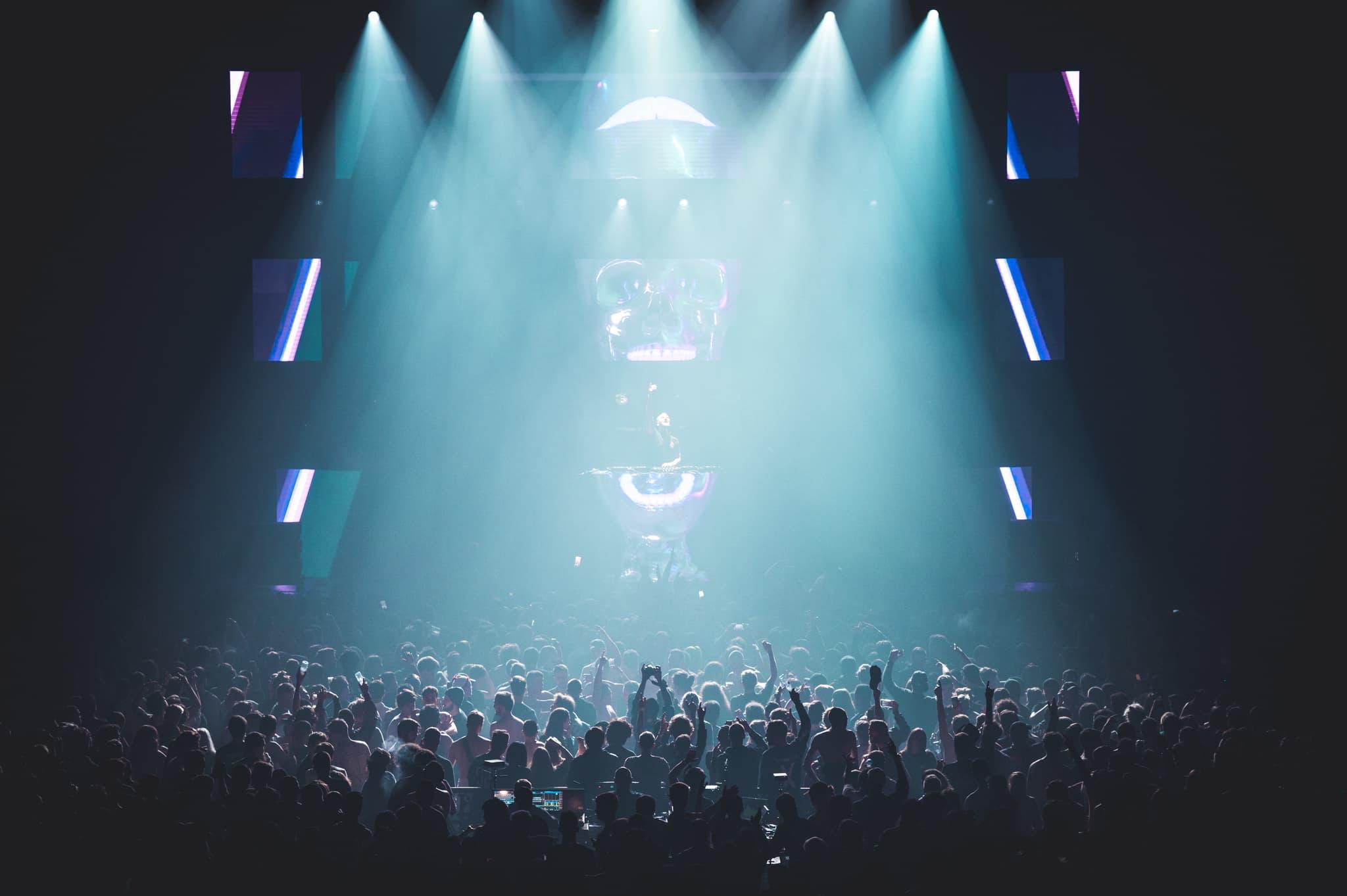 photographie événementiel event 193 records Ambassad Drop in Bass festival concert soirée underground Designatic Paris