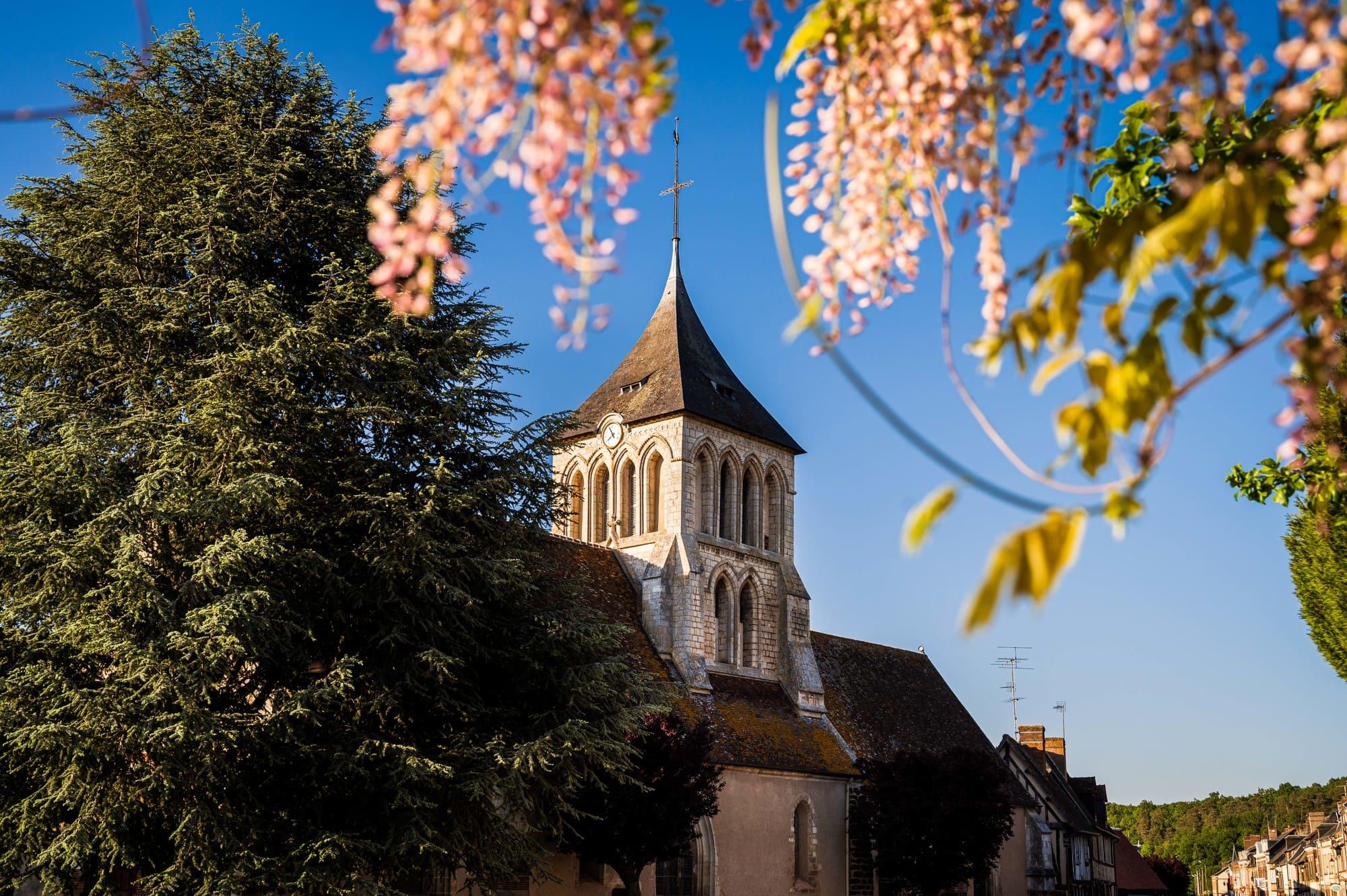 photographie patrimoine églises mon village mon amour Département de l'Eure 27 Designatic